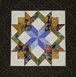Click for full size 'Star Studded Sampler' panel